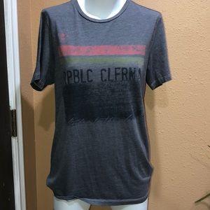 Republic California gray T-shirt